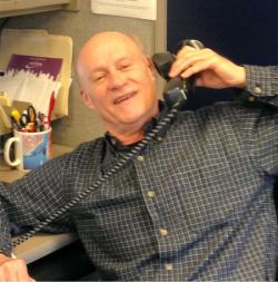 Fred Bondroff - Ride Coordinator