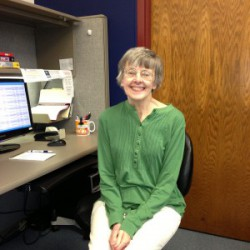 Jo Ann Elms - Ride Coordinator